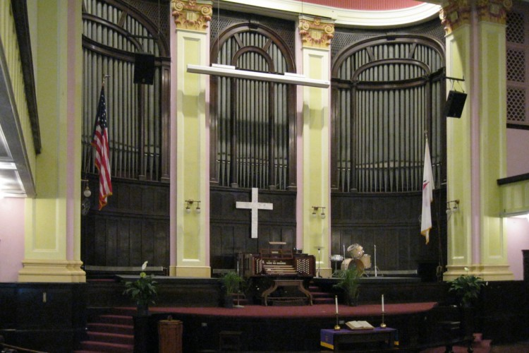 Grand Avenue Temple UMC